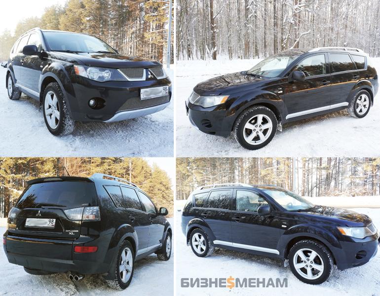 Фотографии для продажи автомобиля Mitsubishi Outlander XL