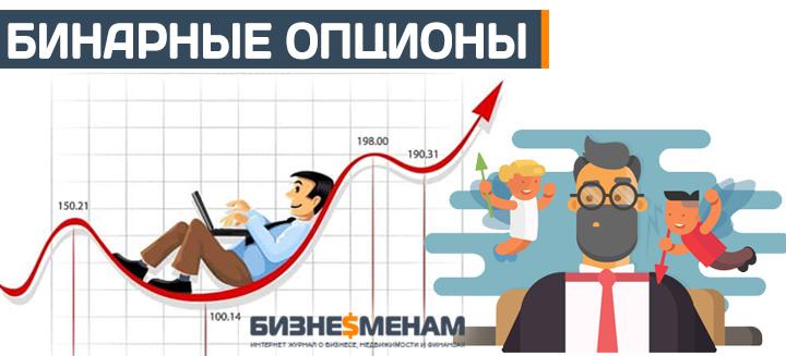Бинарные опционы - способ инвестировать деньги, чтобы быстро заработать